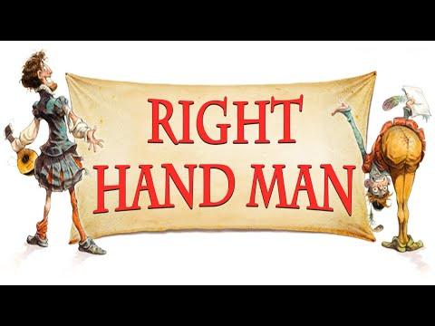 Right Hand Man karaoke instrumental Something Rotten
