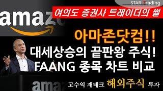 미국주식MAGA 종목중 최강자 아마존닷컴 주가 흐름과 …