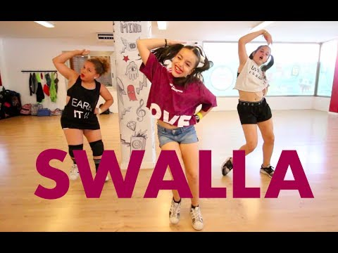 Thumbnail: SWALLA - Jason Derulo | Choreography Lydia Martorell - Little Beat Kids/Junior Class