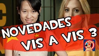 Vis a Vis temporada 3 en FOX: el estreno está más cerca y tenemos noticias y un nuevo trailer!!!