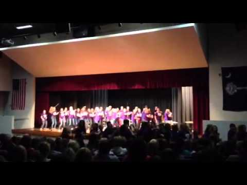 Walhalla Middle School Chorus