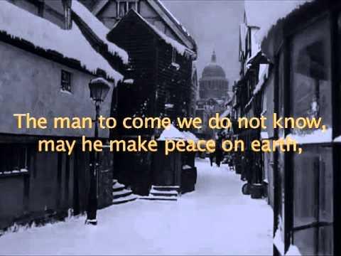 Lyrics god bless us everyone christmas carol 1984