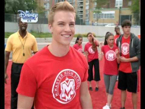 Csináld magad szuper pasi promo 8.-Disney Channel Hungary