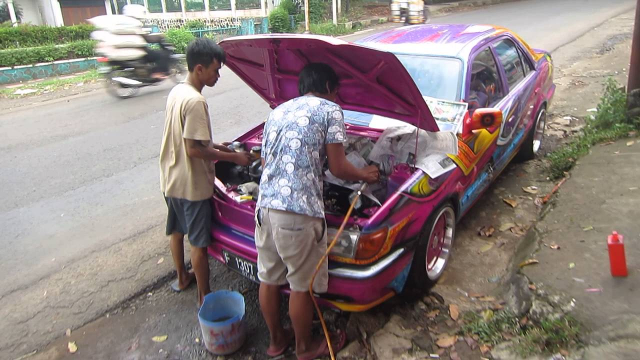 Toyota Soluna Modifikasi