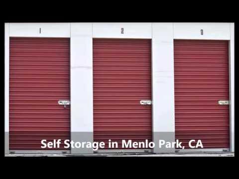 Self Storage in Menlo Park, CA, Extra Space Storage