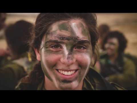 On The Front Lines: Israeli Women In Combat