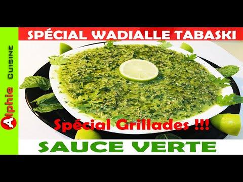 sauce-verte---wadialle-tabaski-2020-!!!-recettes-faciles