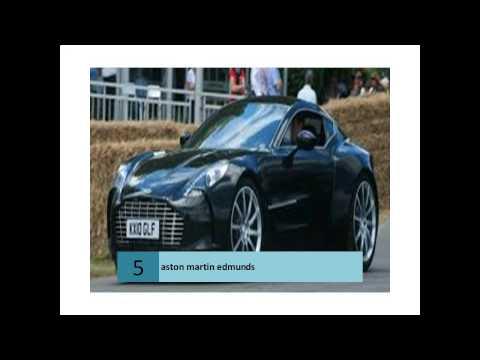 Aston Martin Reviews - Aston Martin Cars   Edmunds.com