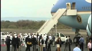 Barack Obama en Cartagena