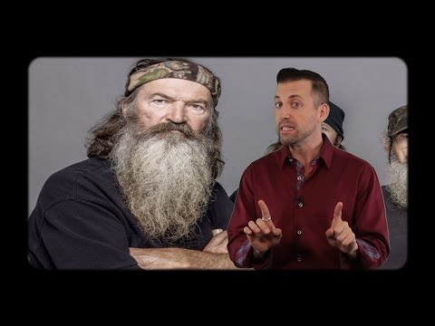 Today's Web Trends: What To Do With Duck Dynasty's Phil Robertson