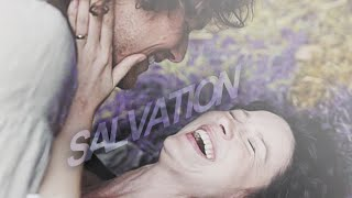 Jamie&Claire | Salvation