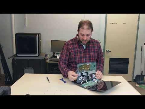 EdListen - #teardown4ed HP x360 EE Chromebook