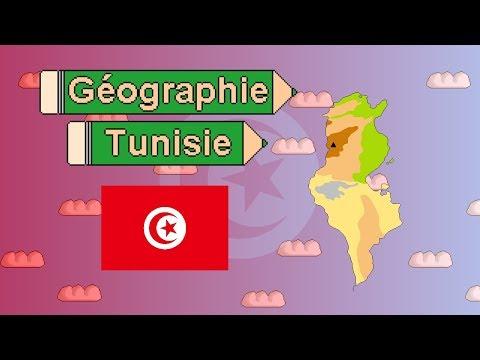 Géographie de la Tunisie
