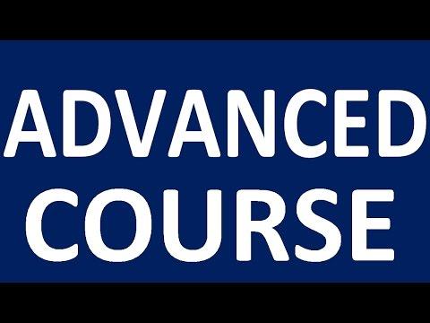 Видео уроки английского языка для продвинутых