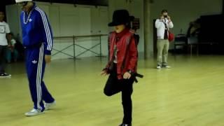 マイケル・ジャクソン ダンス 少年 マイケル 検索動画 15