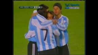 2010 (May 5) Argentina 4-Haiti 0 (Friendly).avi