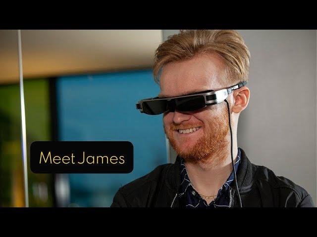 Meet OXSIGHT Ambassador James