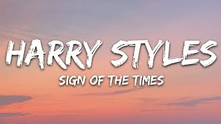 Download Harry Styles - Sign of the Times (Lyrics)