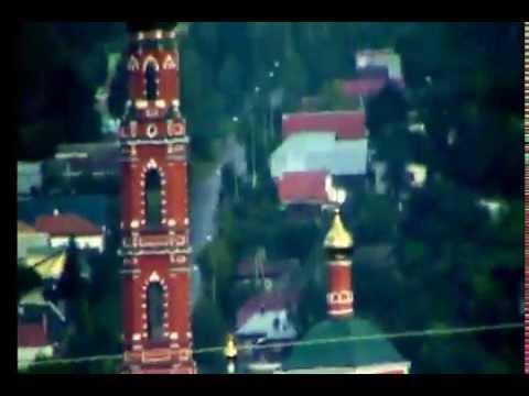 Город Болхов Орловской области.ПРАВОСЛАВИЕ.Святые места