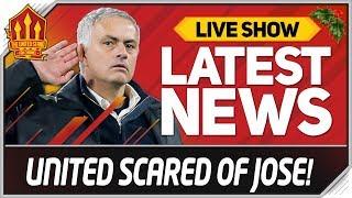 WHY MOURINHO HASN\'T BEEN SACKED! Man Utd News