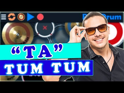Real Drum 🎶 Ta tum tum - Wesley Safadão - ft Nilkson Adriel
