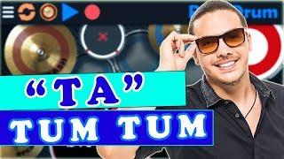 Baixar Real Drum 🎶 Ta tum tum - Wesley Safadão - ft. Nilkson Adriel