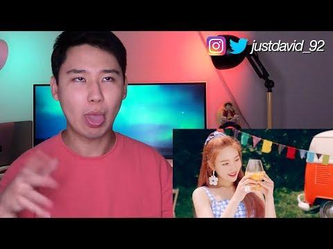Red Velvet - Power Up MV [KOREAN REACTION]