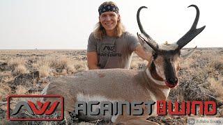 Big Archery Antelope | Wyatt's 2018 Oregon Antelope Hunt - A Short Film