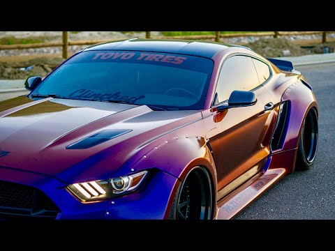 THE WIDEST WIDEBODY FORD MUSTANG - WE LOST EVERYTHING!