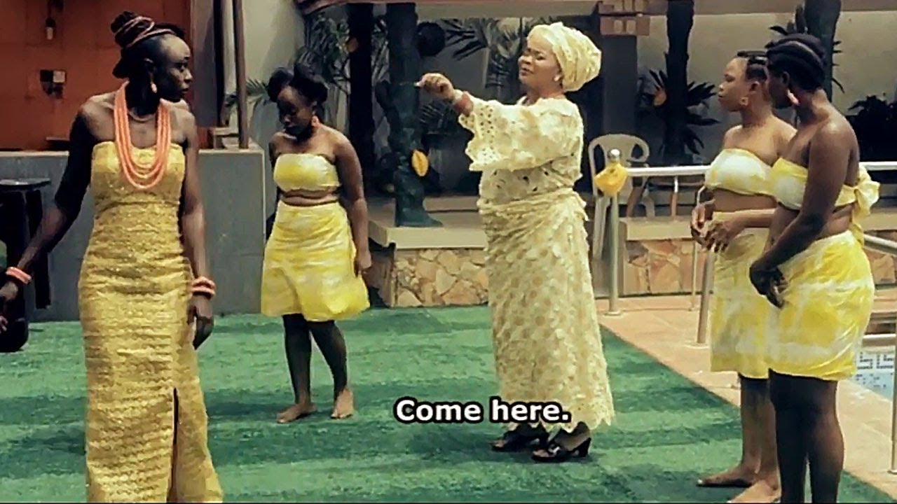 Download Olori Tuntun | BIMBO OSHIN | - 2018 Yoruba Movies | Latest 2018 Yoruba Movies