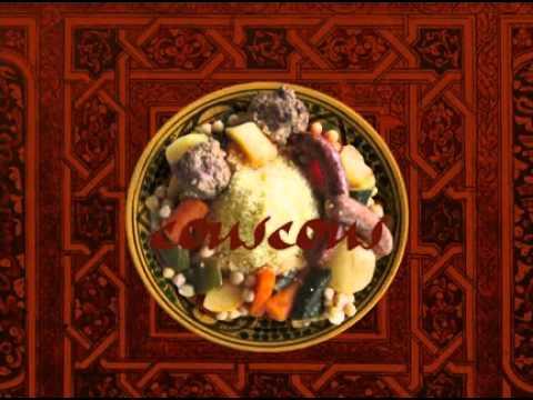 ARTE: Émission Karambolage le couscous