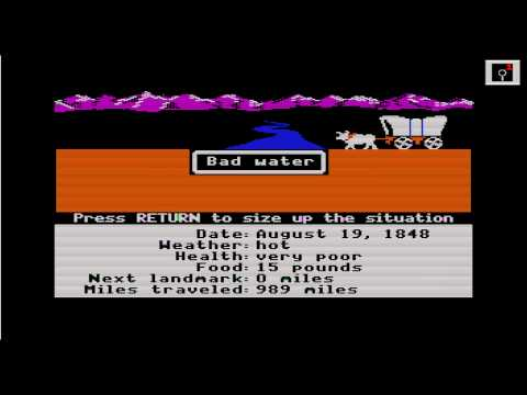 The Oregon Trail 3 Gameplay and Commentary