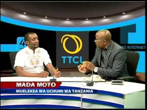 """Mada Moto na David Kafulila : """" Muelekeo wa Uchumi Tanzania """" - 06.01.2017"""
