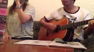 シンガーソングライター森恵さんの『 運命にさよなら 』をコピーしてみ...