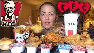 KFC Fried Chicken  ASMR Relaxing Eating Sounds Mukbang Eating Show 먹방