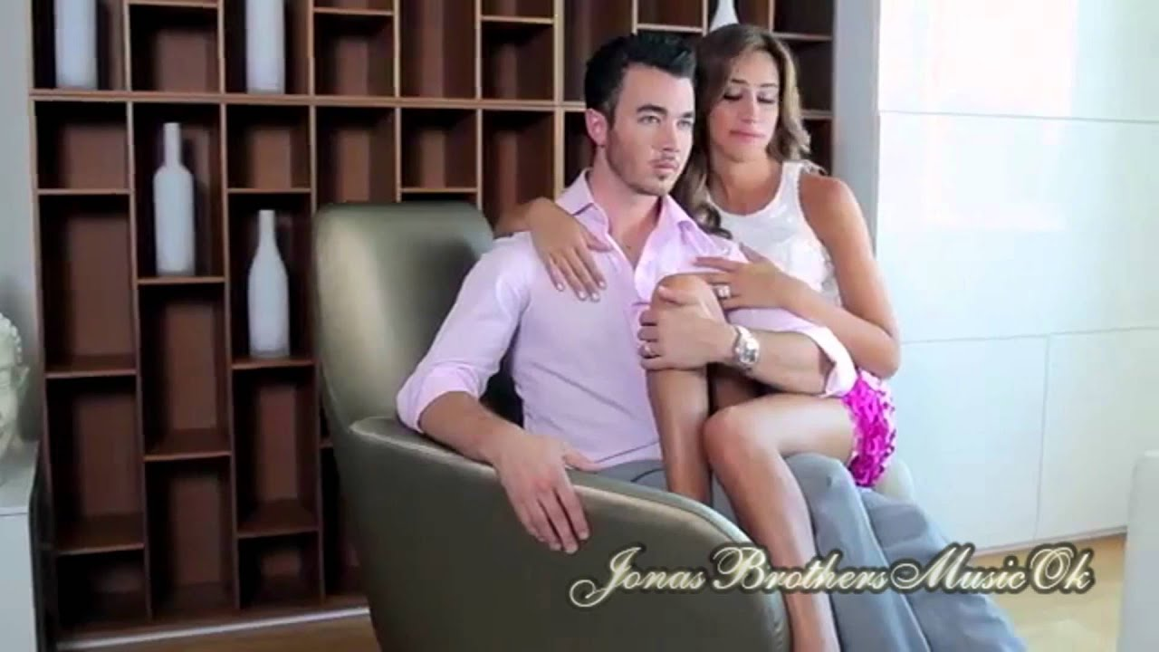 Kevin and Danielle Jonas-Social Life Magazine Photoshoot.