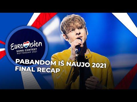 Pabandom i? Naujo 2021 (Lithuania)   Final   RECAP