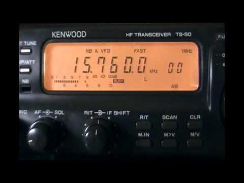 Kol Israel (Tel Aviv-Yavne, Israel) in farsi - 15760 kHz