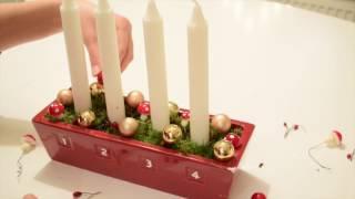 Адвент. Подготовка к Рождеству. Christmas DIY. Advent