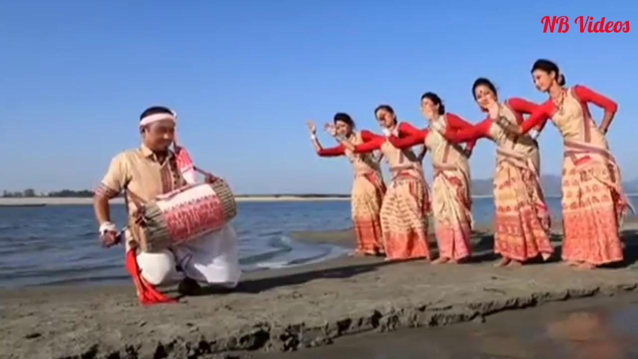 Happy Rongalibohag Bihu Whatsapp Video Youtube