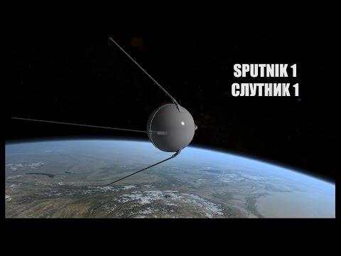 Sputnik 1  - Orbiter Space Flight Simulator 2010