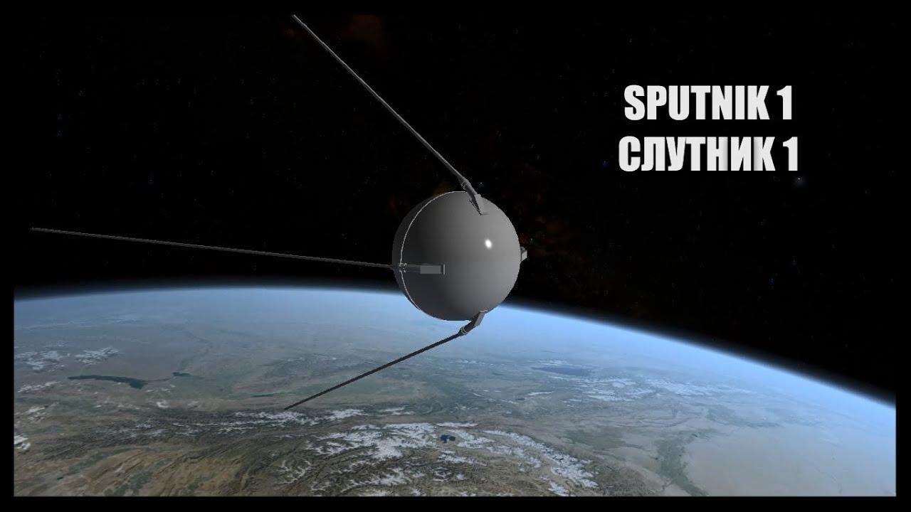 Sputnik 1 - Orbiter Space Flight Simulator 2010 - YouTube