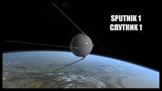 Sputnik 1  - Orbiter Space Flight Simulator 2010