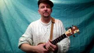 MUJ:  When Irish Eyes Are Smiling (ukulele tutorial)