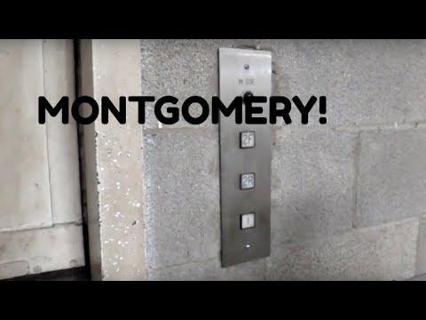 Montgomery G&P Freight Elevator - HVAC Room - Monroeville Mall - Monroeville, PA