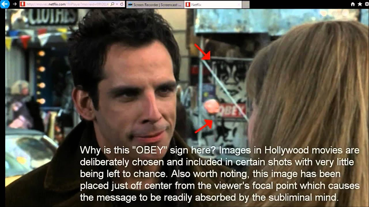illuminati occult symbolism duplex movie ben stiller drew