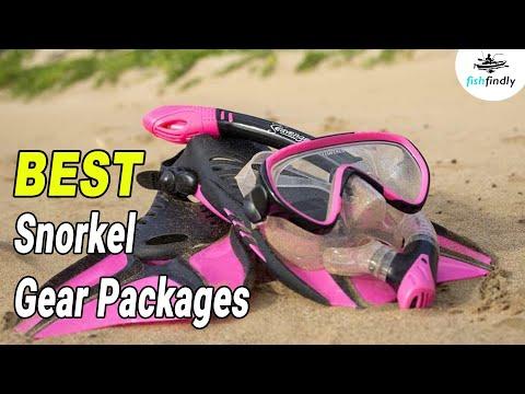 Best Snorkel Gear Packages – Best Offer In 2020
