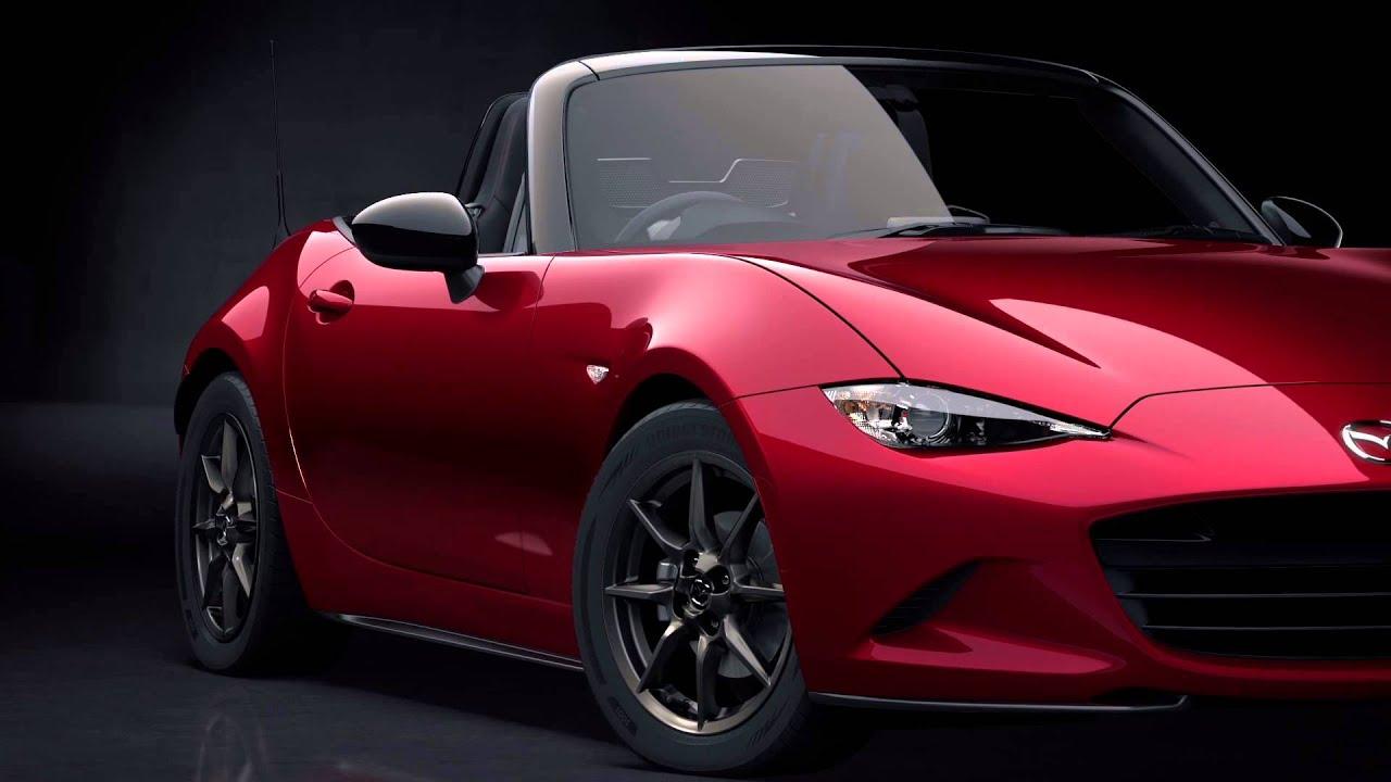 Design Video | 2016 MX-5 Miata | Mazda USA - YouTube