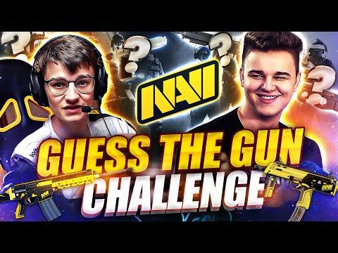 Guess The Gun Sound (NAVI Rainbow Six Challenge)