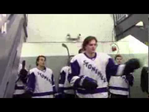 Stonehill College Ice Hockey 2013-2014